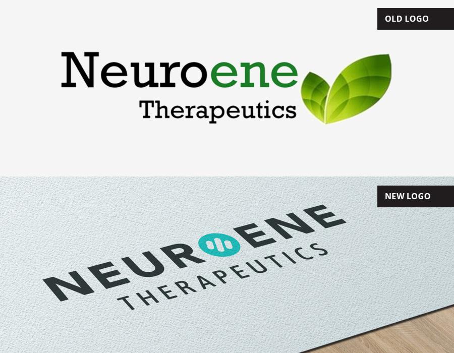 Neuroene Logo Design