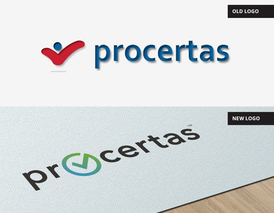 Procertas Logo Design